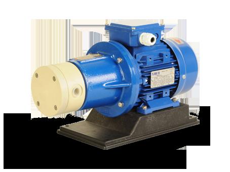 HPP/HPF Mag-drive Rotary Vane Pump