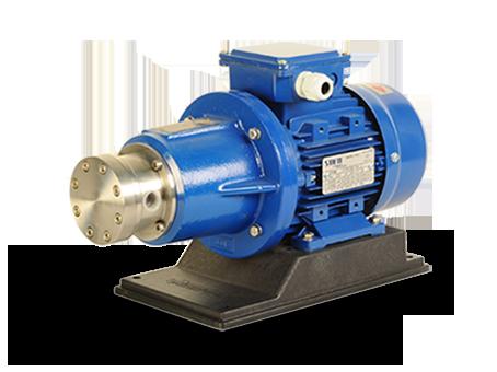 HTP Mag-drive Rotary Vane Pump