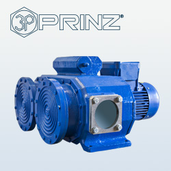 Series-D Hollow Rotary Disk Pumps