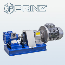 Series-M Hollow Rotary Disk Pumps